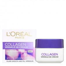 L'Oreal Paris Wrinkle Decrease Collagen Re-Plumper Day Cream 50ml