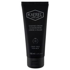 Kaerel Skin Care For Men Shaving Cream 100ml - Crap Free, All Natural