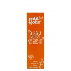 Petit&Jolie Baby Massage Oil 100ml